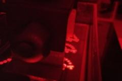 Safata d'impressió resina fotosensible
